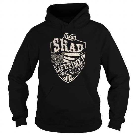 Last Name, Surname Tshirts - Team SHAD Lifetime Member Eagle - #tee verpackung #statement tee. Last Name, Surname Tshirts - Team SHAD Lifetime Member Eagle, embellished sweatshirt,wool sweater. GET =>...