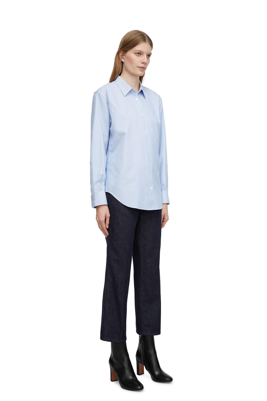 4397c659 Striped Oxford Shirt - White/Blue - Shirts & blouses   Shopping list ...
