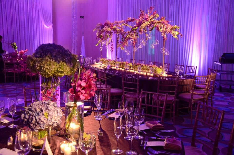Beautiful Wedding At Fountainbleau Hotel Miami Beach Impeccable Fl And Décor For A Lovely Bride