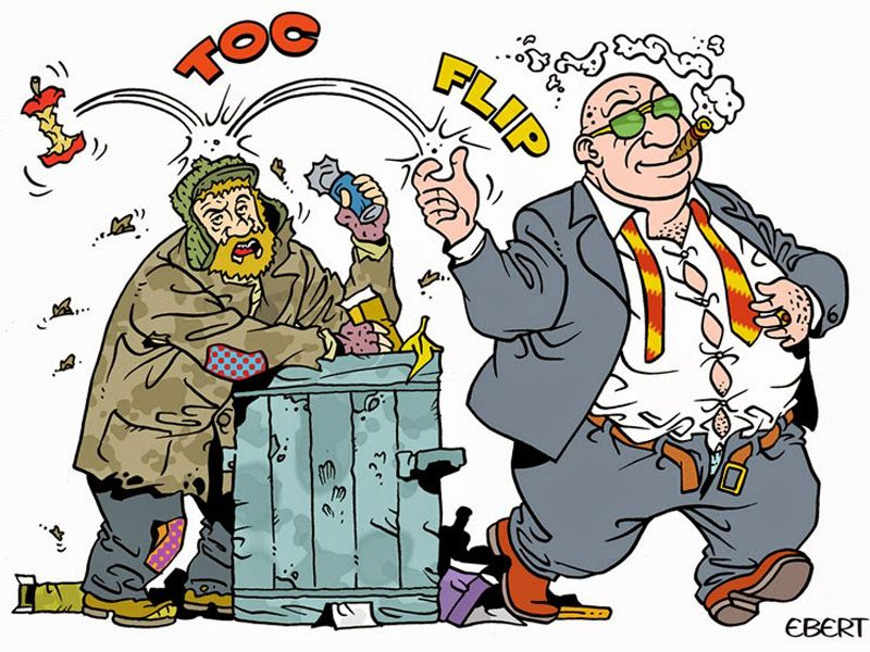 """ITALIAN COMICS - """"Il Mondo in una vignetta"""" di Enrico Bertuccioli - EBERT: Un aiuto…solidale"""