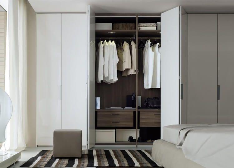 Poliform Ubik Inloopkast : New entry poliform est living dd bedroom bedroom
