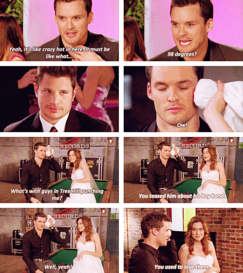 one tree hill clay and quinn relationship goals