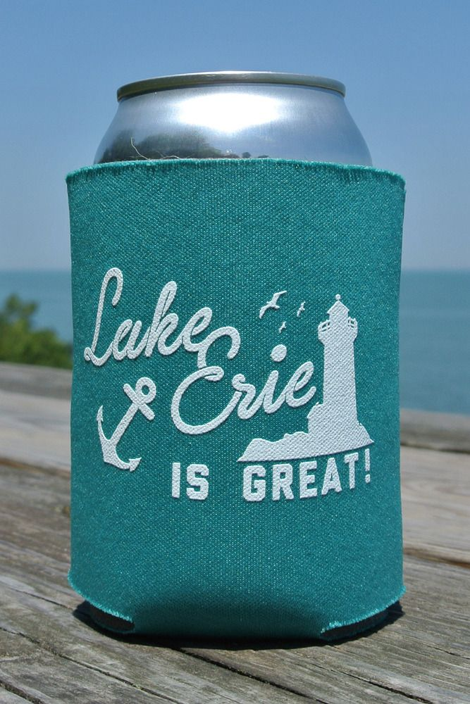 Lake Days Great Days Can Cooler