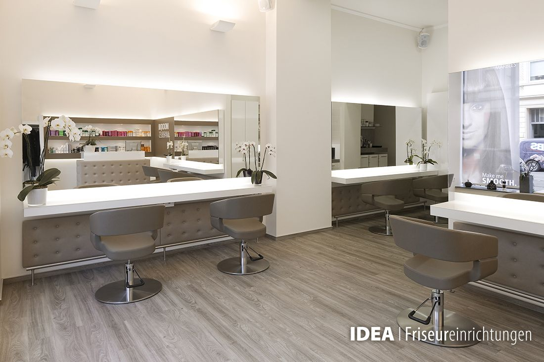 Www Idea Friseureinrichtung De Hair Beauty Salon Furniture Design Idea Friseureinrichtun Sala De Beleza Decoracao Salao De Beleza Ideias Salao De Beleza