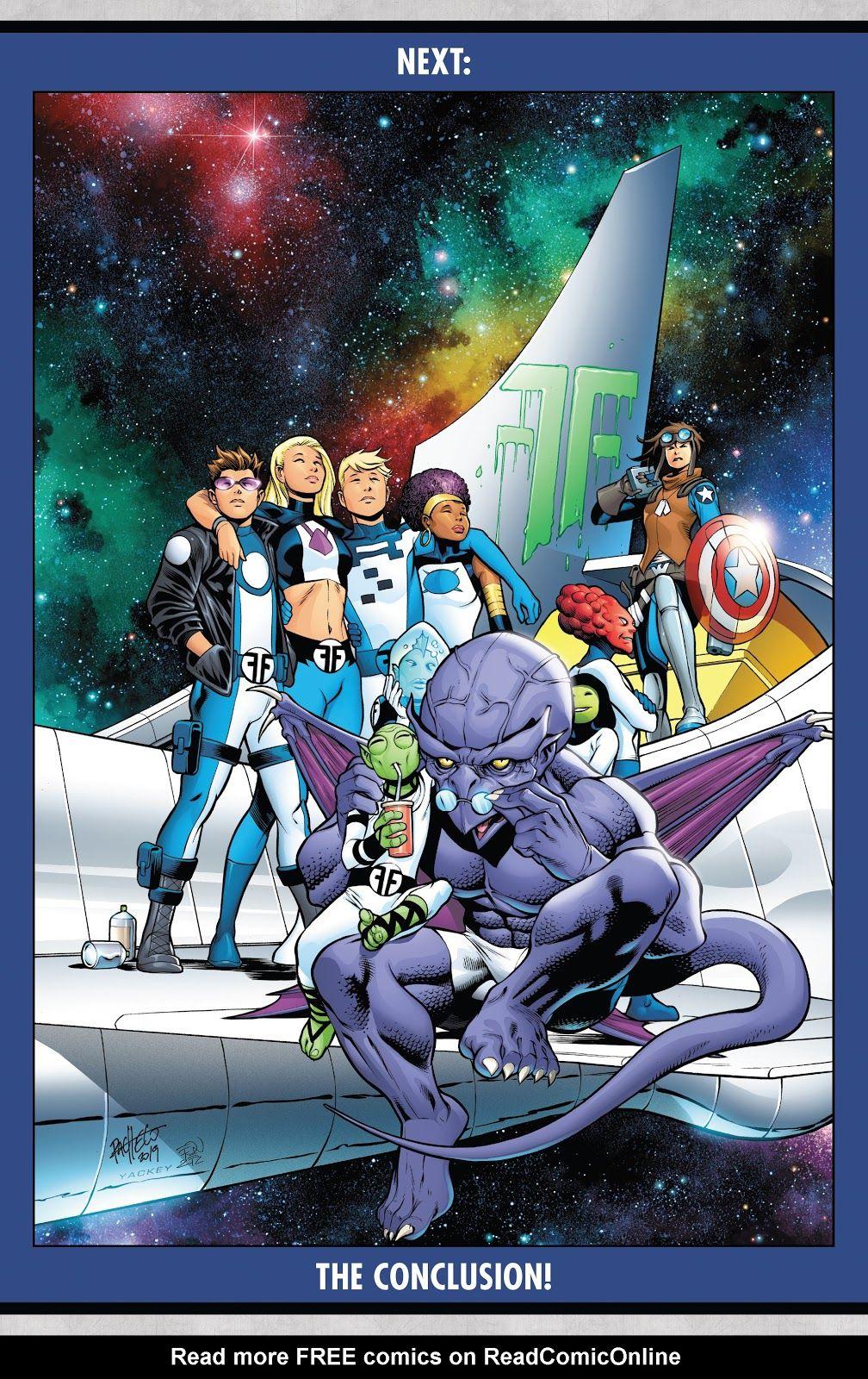 Https Readcomiconline To Comic Future Foundation Issue 4 Id 163597 Comics Marvel Comics Marvel