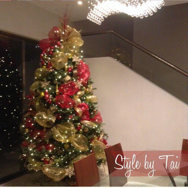 Arbol Navidad Elegante Diseno Armado Style By Tai Arbol De - Arbol-navidad-diseo