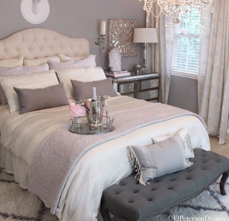 Pinterest Glamourxscars Home Bedroom Chic Makeover