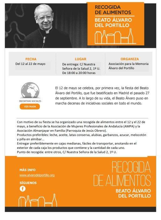 Recogida Solidaria De Alimentos En Granada Mas Informacion De