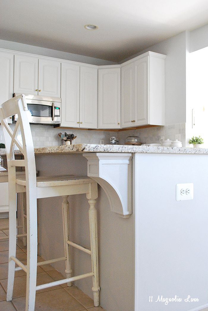 How to Easily Paint Kitchen Cabinets | Painting kitchen ...