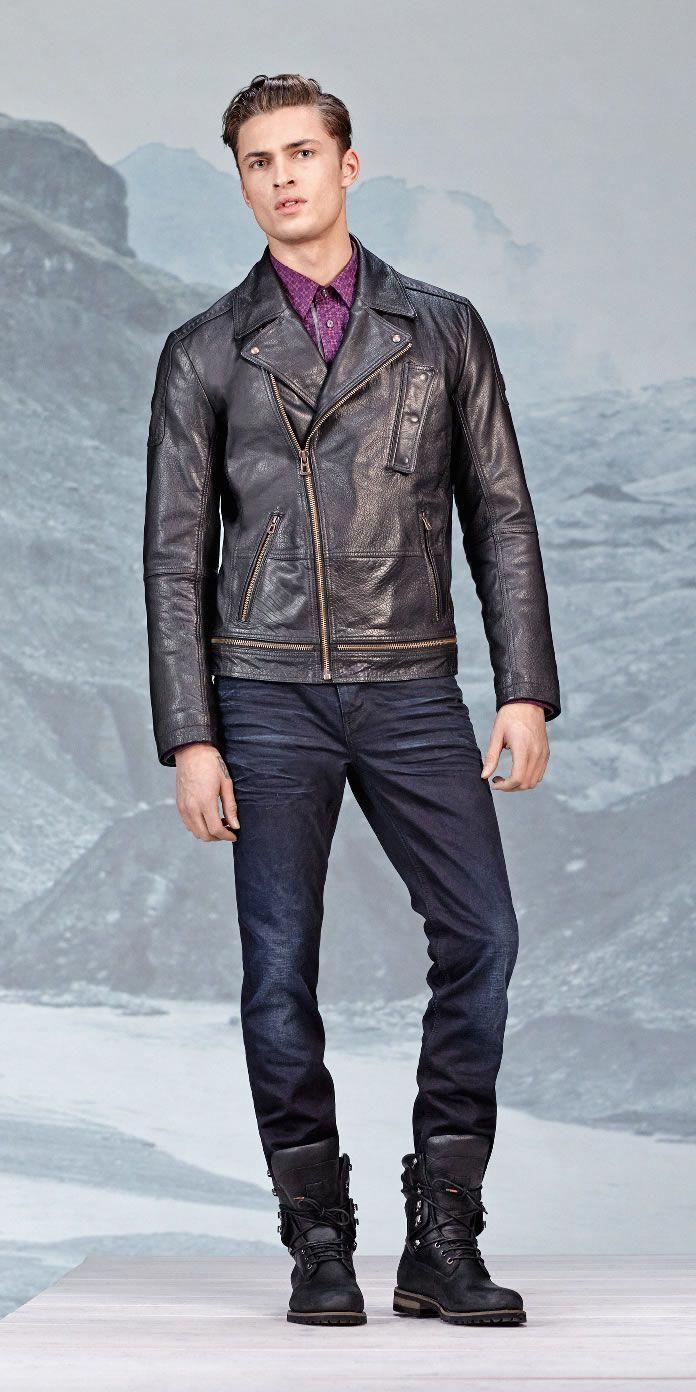 leatherjacketsformenblue