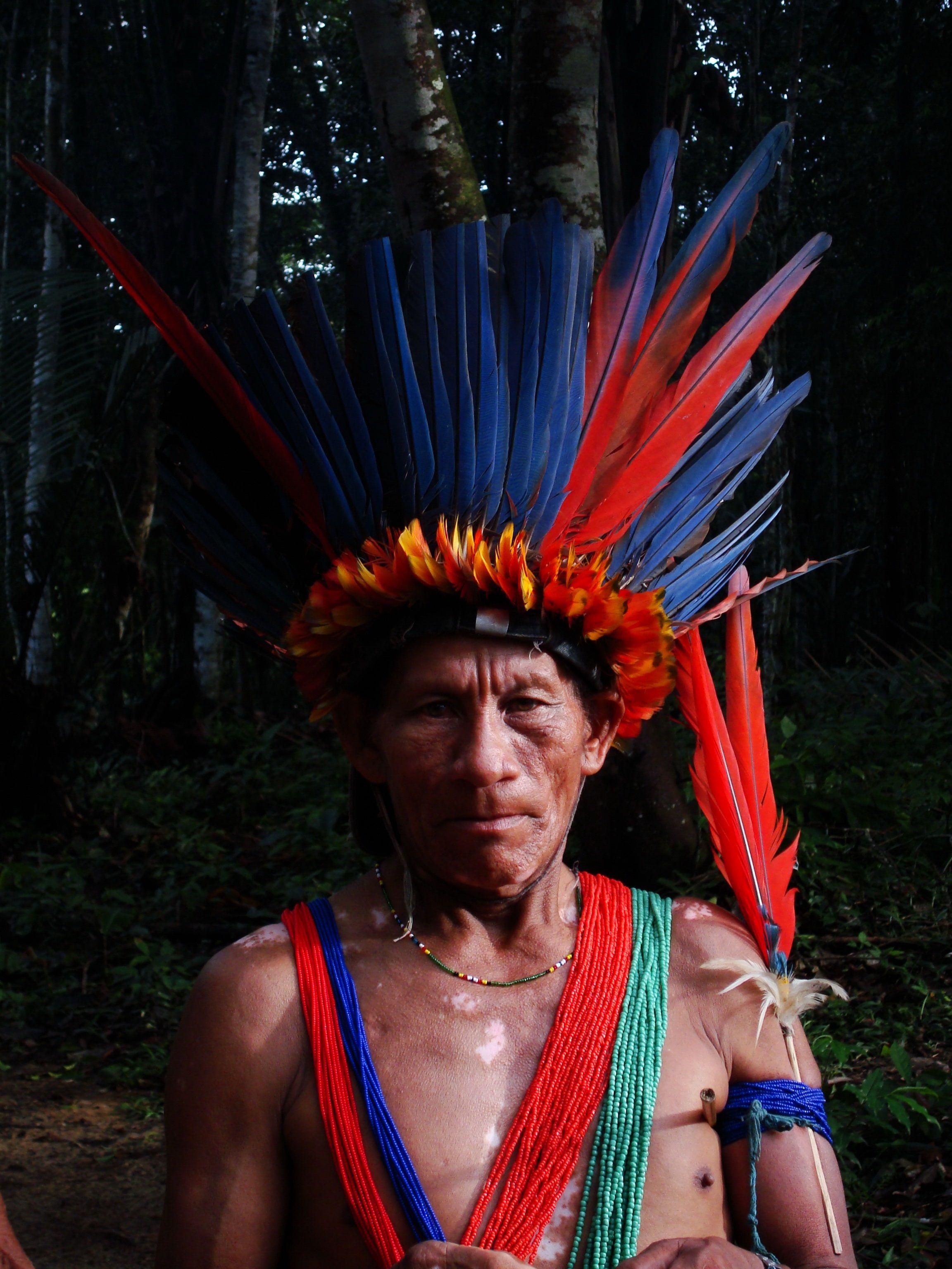 Laughing girls, Amerindians of the Arawak tribe, Santa ...   Arawak Indians Suriname South America