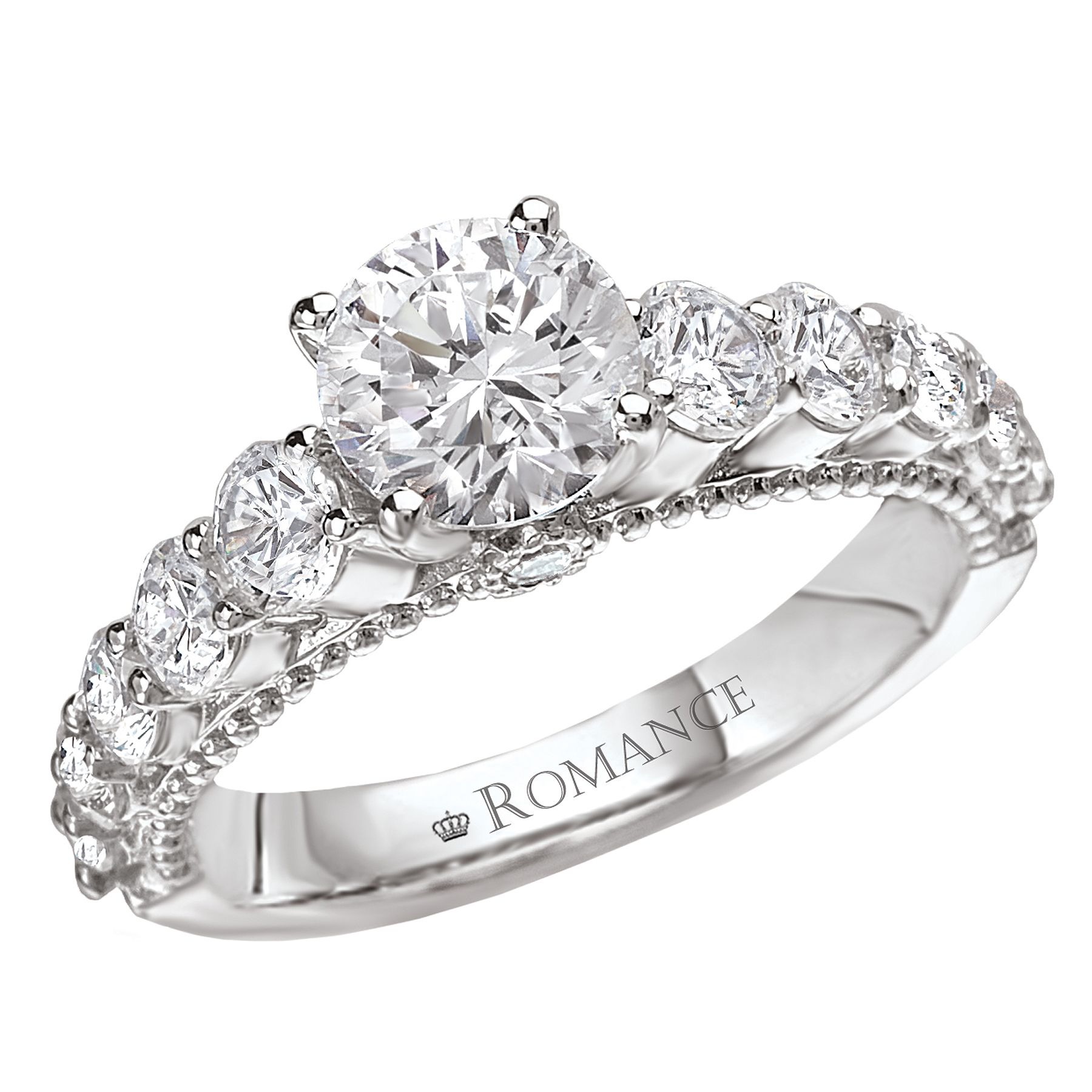 """Romance collection with our """"forever"""" white guarantee"""