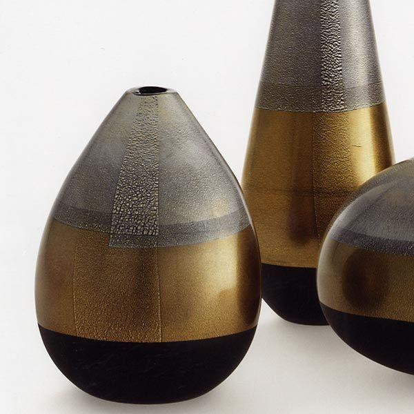 Vasi moderni e preziosi in vetro cristallo porcellana for Vasi interni moderni