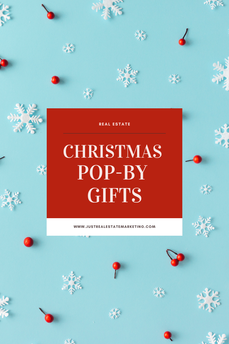 Christmas PopBy Gifts for Real Estate Agents in 2020