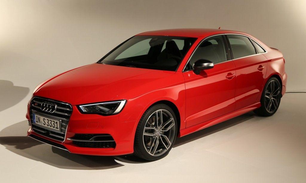 Audi S3 Sedan 2015 Con Potencia De 300 Cv Que Le Permite Conseguir 100kms H En 5 Segs Audi Latest Cars Car Model