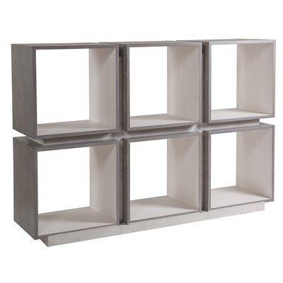 Artistica Home Signature Designs 6 Cube Unit Bookcase