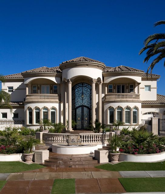 19 Astounding Luxury Mediterranean House Designs Youll Want To Live