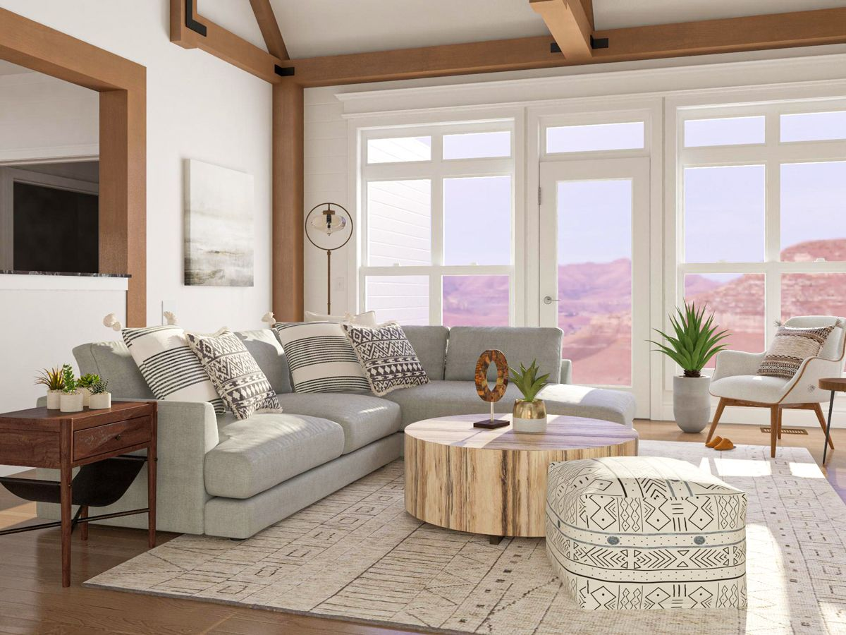 Eclectic Living Room Design 8 Tips To Ace The Look Modsy Blog In 2020 Eclectic Living Room Design Eclectic Living Room Living Room Designs