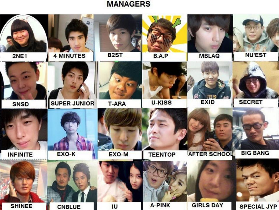 Managers Of Kpop 3 Please Ignore Ukiss Manager Made A Mistake Lol Kpop Shinee Kpop Memes