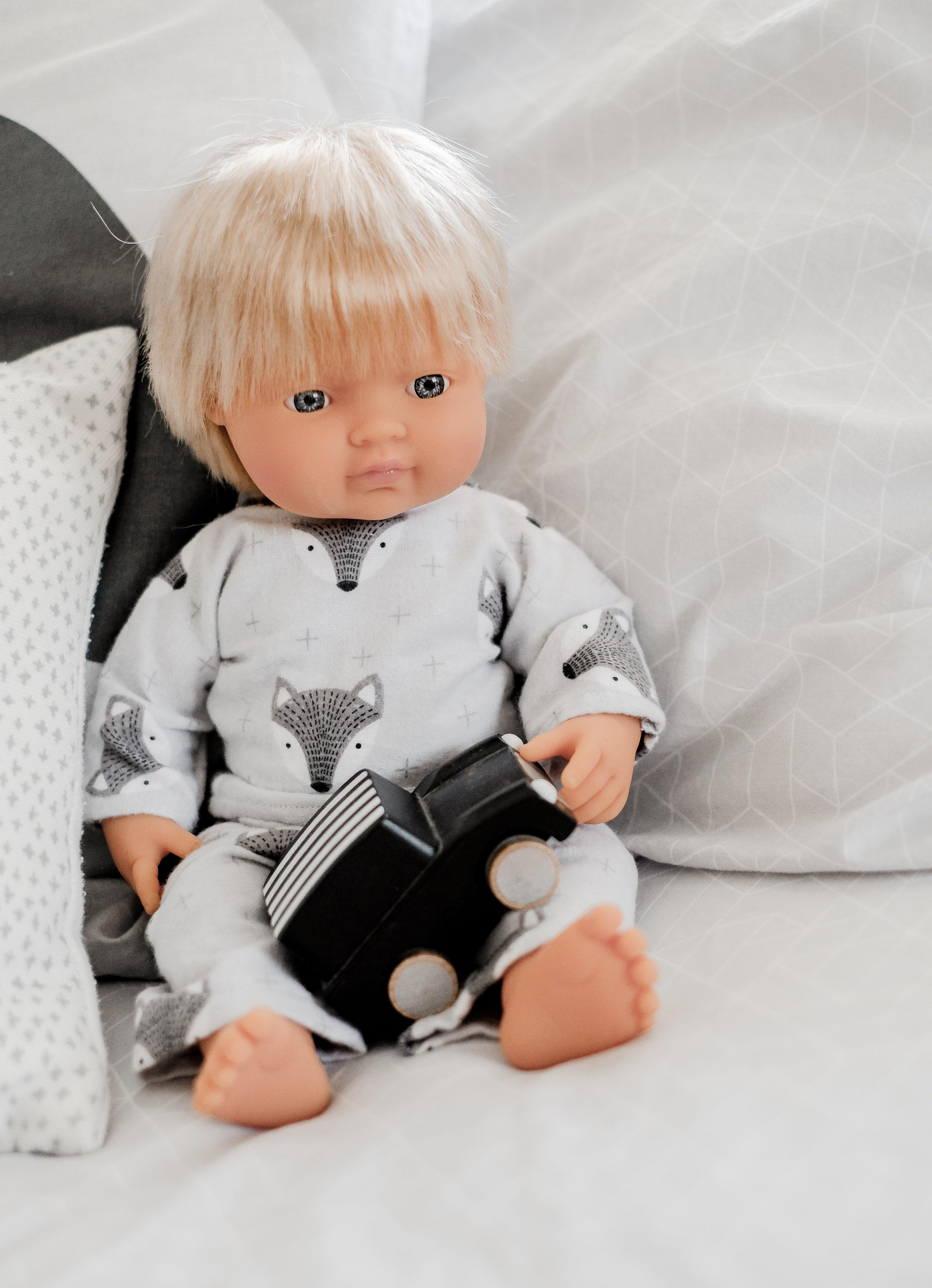 Boy dolls clothes Australia Miniland Doll Boy doll
