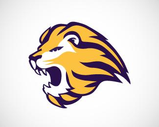 Logo Design Lions Logo Design Sports Logo Design Lion Illustration