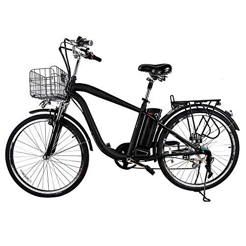 Nakto 250w Shimano 6speed Gear Electric Bicycle With 36v10ah