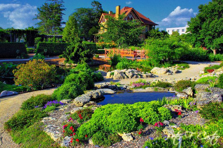 Delicieux Allen Centennial Gardens UW Madison