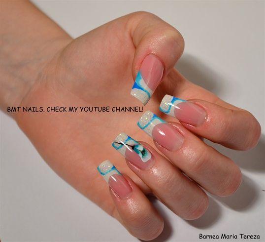 Nail Art 3 By Bmtnailsyoutube From Nail Art Gallery Nail Designs