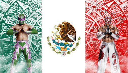 Sin Cara & Rey Mysterio | Wrestling: Rey Mysterio & Sin ...