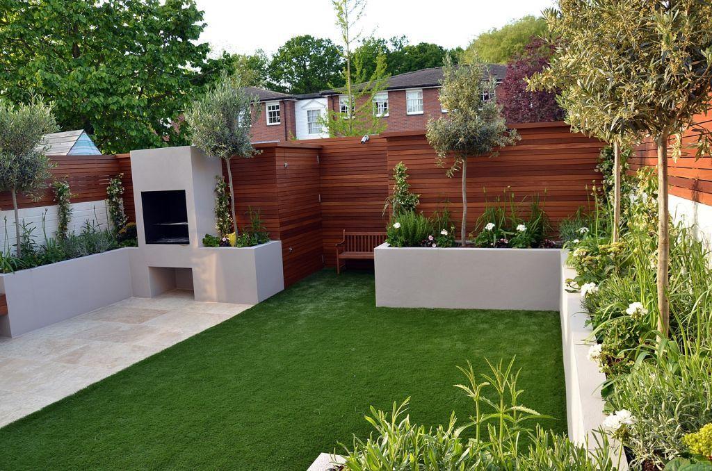 Amazing Landscape Home Garden Decoration Ideas Small Garden