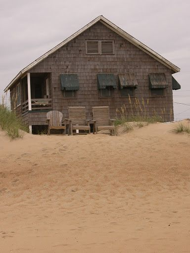 Nags Head Beach Cottage Row Foreman North Carolina Beaches Outer Banks