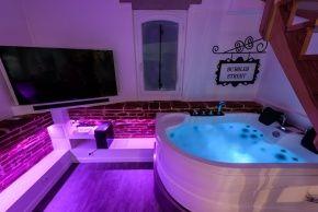L Antre Vue Jacuzzi Hotel Jacuzzi Hot Tub
