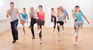 maneras de bajar de peso con ejercicios aerobicos