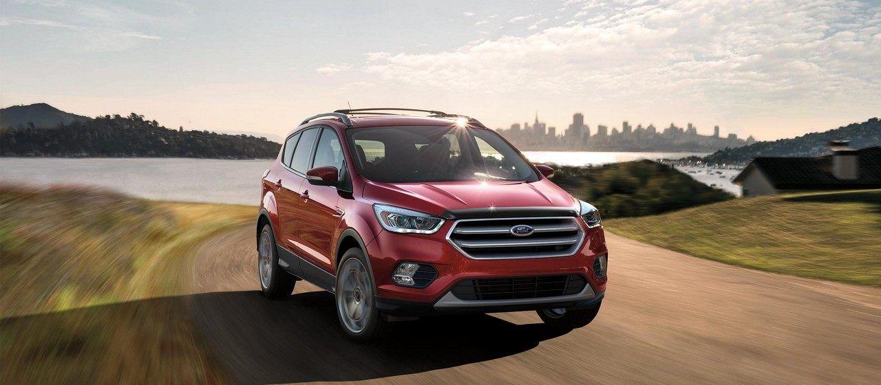 2019 Ford Escape Com Imagens