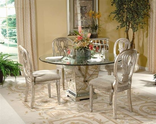 30 Dining Tables Made From Beautiful Glass Pedestal Dining Table Round Pedestal Dining Table Dining Table