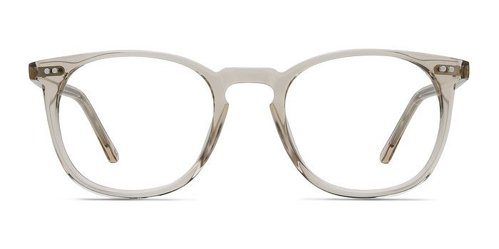 e229787a50 Shade Champagne Acetate Eyeglasses from EyeBuyDirect. A fashionable frame  with great quality and an affordable price.