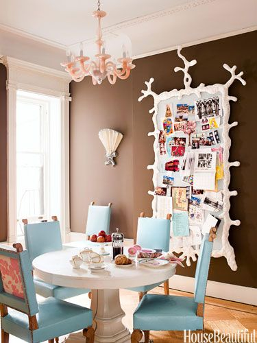 30 Most Colorful Ways To Paint Your Dining Room Shit For My House