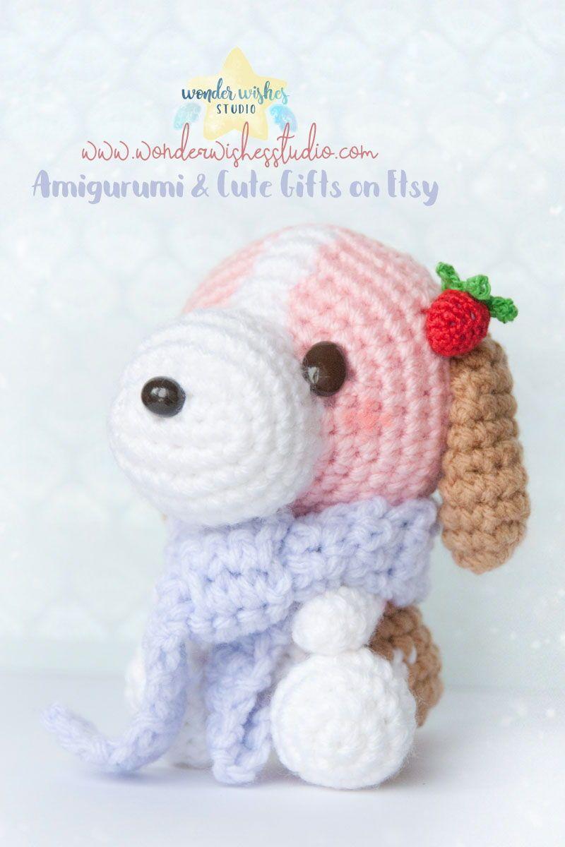 Beagle Amigurumi Dog Lover Gift Cute Amigurumi Beagle Dog Stuffed Animal Kawaii Home Decor Best Friend Dog Gift Dog Crochet Doll Unique Gifts For Kids Cute Gifts For Friends Kawaii Gifts [ 1200 x 800 Pixel ]