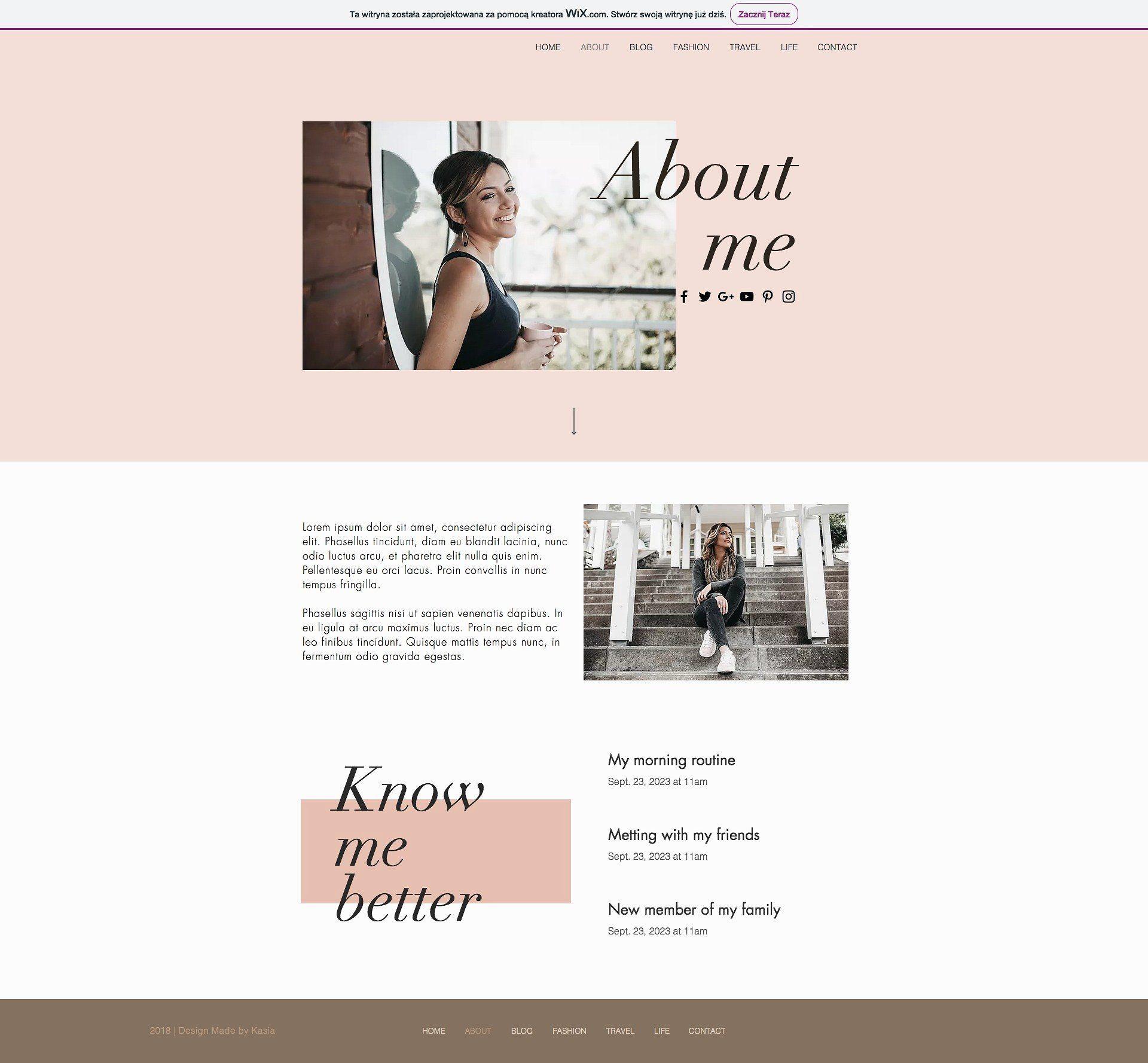 3425 ~ Website Templates ~ Creative