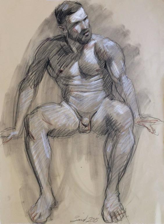 Naked girls grinding on penis
