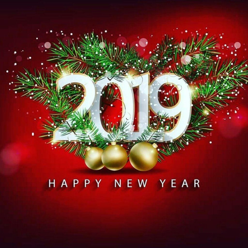 Happy New Year 2019 Status Merry Christmas And Happy New Year