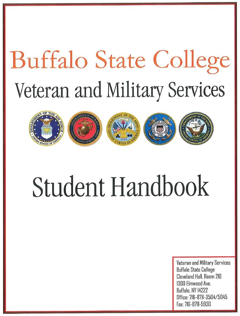 Buffalo State College Veteran and Military Services