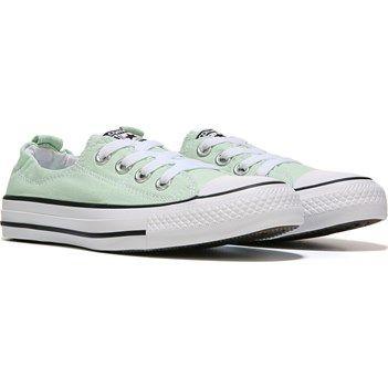 cc17de85dbf7 Converse Women s Chuck Taylor All Star Shoreline Slip On Sneaker at Famous  Footwear