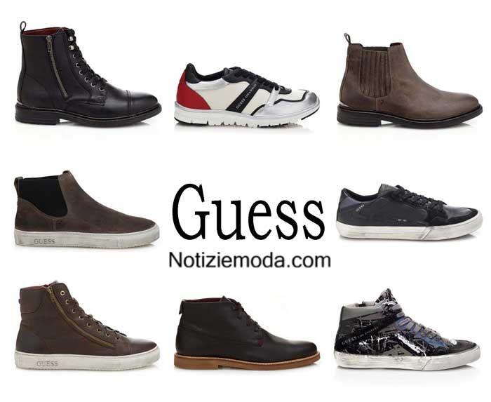 online store 20de5 a1584 Scarpe Guess autunno inverno 2016 2017 moda uomo | Scarpe ...