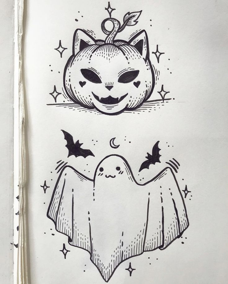 Credit To Sailormisaki With Images Halloween Art Halloween