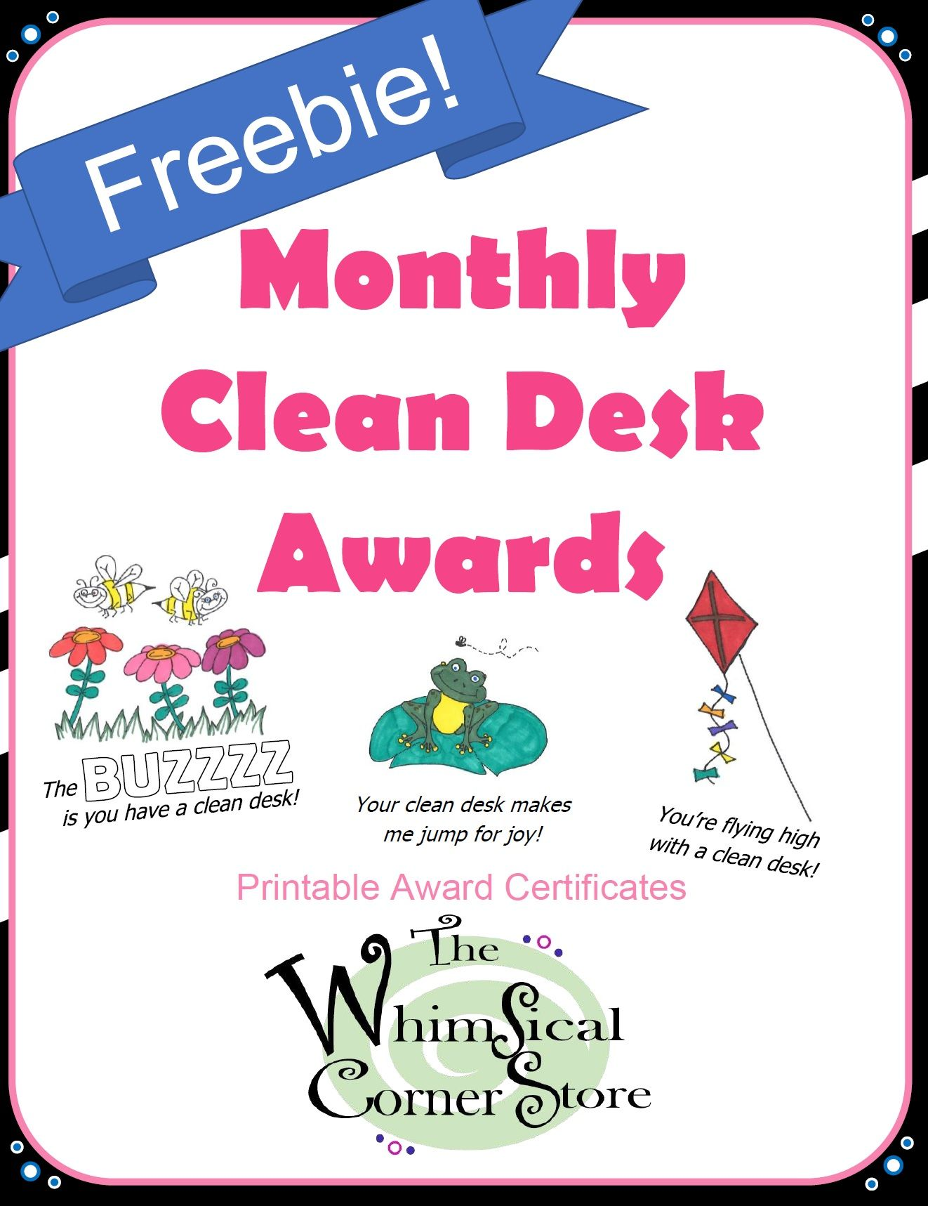 This packet contains monthly clean desk certificates these this packet contains monthly clean desk certificates these certificates are fun monthly rewards for students 1betcityfo Images