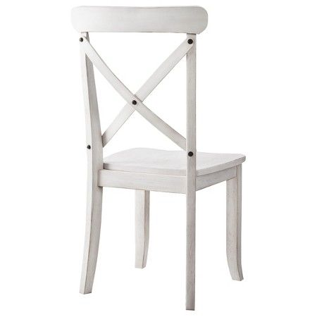 French Country X Back Dining Chair Set Of 2 Dining Chairs