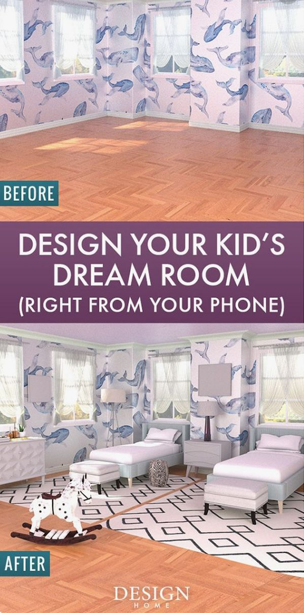 Channel your interior design aspirations and make your dream home a reality! Sponsored ad by DesignHome