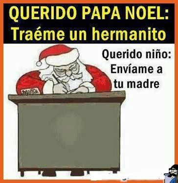 Carta A Santa Claus Citas Humor Funny Jokes Y Spanish Humor