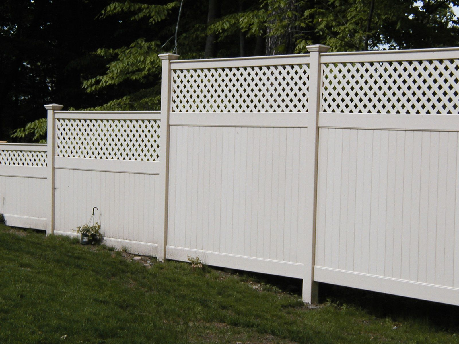 many different specifications vinyl fence vinyl fence post for